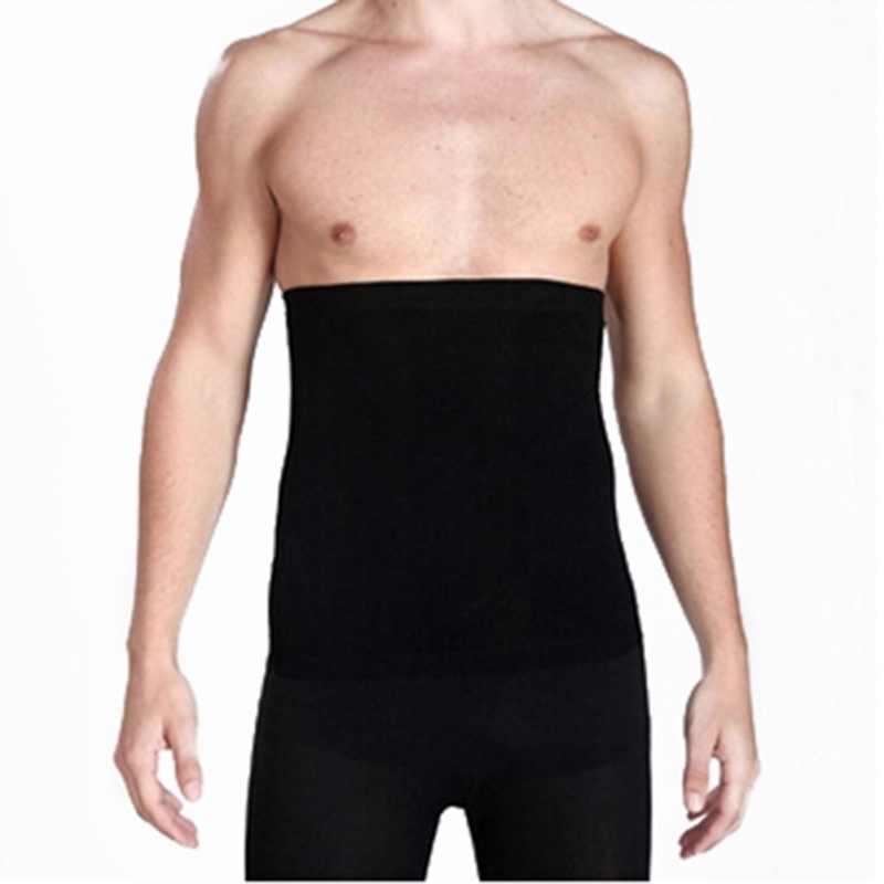 e0e86d616218c ... ROPALIA Men Tummy Waist Belly Fat Male Slimming Body Shapewear Girdle  Belt Band Corset ...
