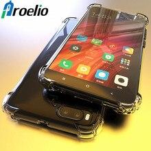 Clear TPU Soft Transparent Phone Case For Xiaomi Mi Max 6 Mi A1 Note 4X 5A Pro Prime Redmi 4 Pro 4A Mi6 Mi6 Plus MI MAX 2 MIX 2