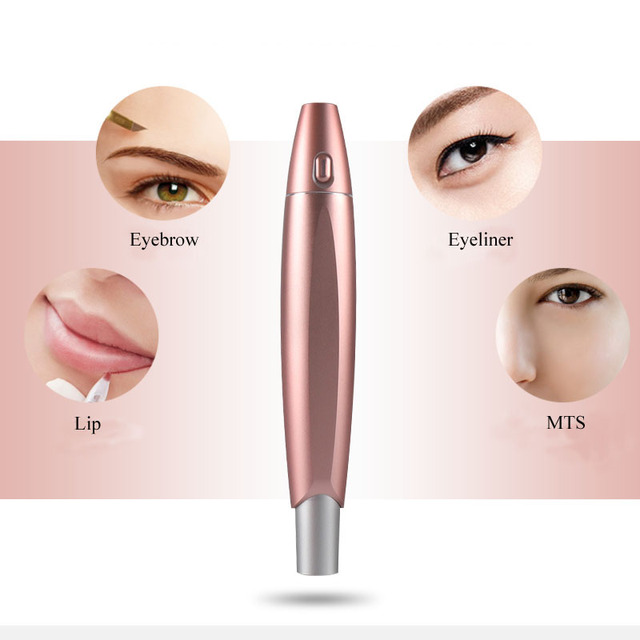 Professional Digital Microblading Machine Pen Tools Rotary Tattoo Machine for Permanent Makeup Eyebrow/Lip Accessories Supplies 1