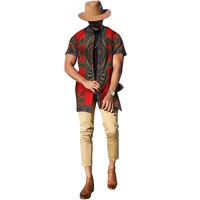 2017 New Arrival African Men Clothing