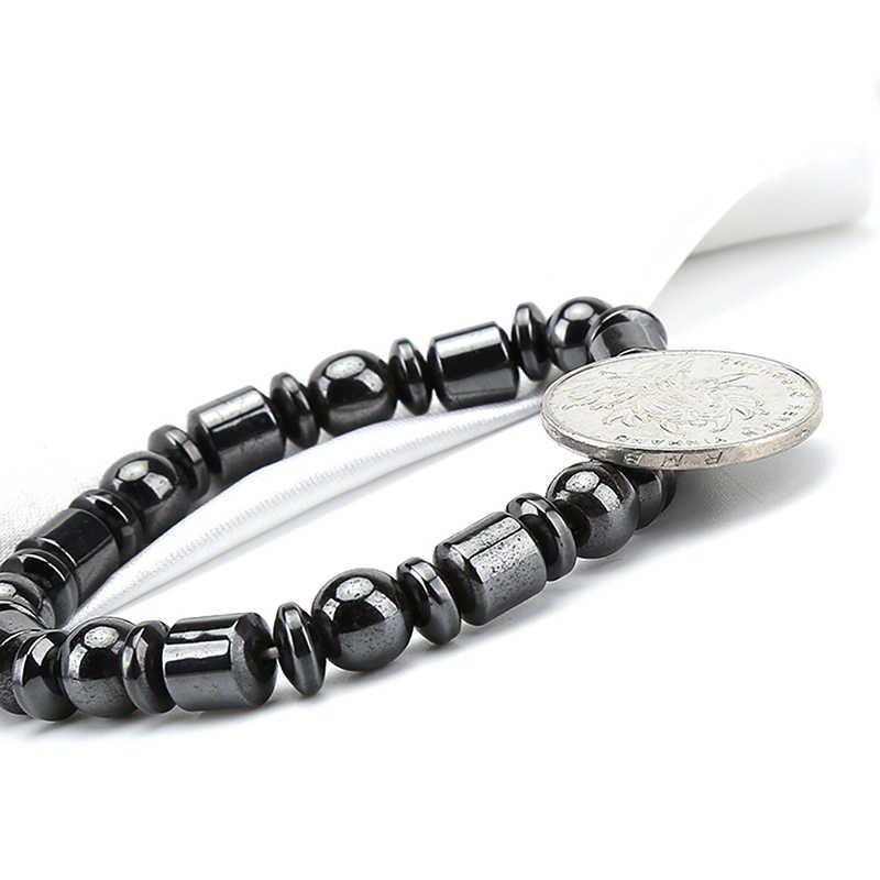 Био Магнитный медицинский браслет для похудения, магнитный браслет для похудения, здоровый стимулирующий акупунктурный браслет