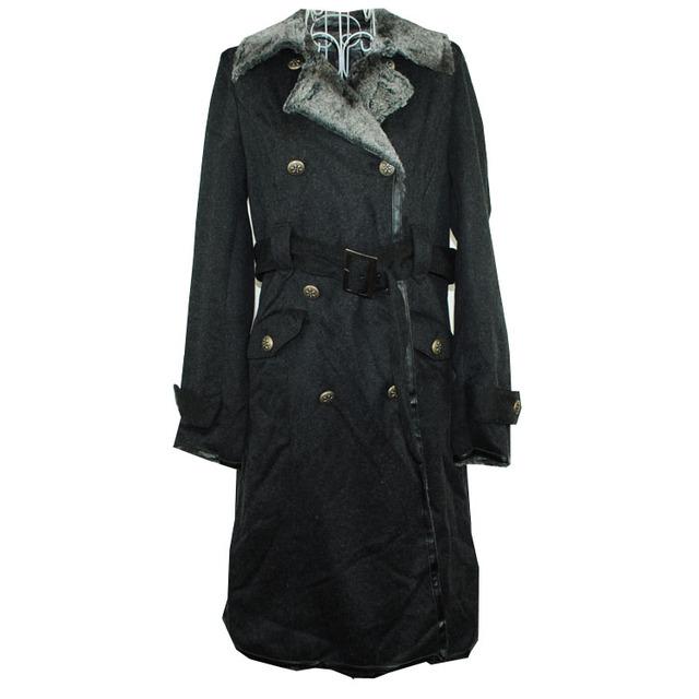 Contra genuína modelos de inverno Das Mulheres longa seção de cashmere quente casaco de lã mistura casaco feminino as mulheres se vestem roupas baratas china