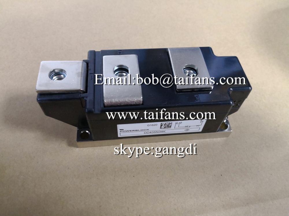 Original nouveau thyristor module DD435N34K DD435N36K DD435N38K DD435N40K-in Pièces de climasateur from Appareils ménagers    1