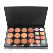 Professional 20 Colors Concealer Palette Make Up Cream Primer Camouflage Contour Palette Makeup Paleta with Brush