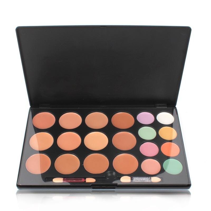 Professional 20 Colors Concealer Palette Make Up Cream font b Primer b font Camouflage Contour Palette