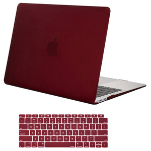 Image 2 - MOSISO New Matte Case For Macbook Air 11 13 inch For Mac Book Pro 13 15 Retina Touch Bar A1706 A1989 A1708 New Air 13 A1932 2018