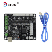 BIQU BASE V1.0 3D Printer Control Motherboard Compatible Mega2560 Controller Components RepRap I3 Like as MKS BASE V1.5