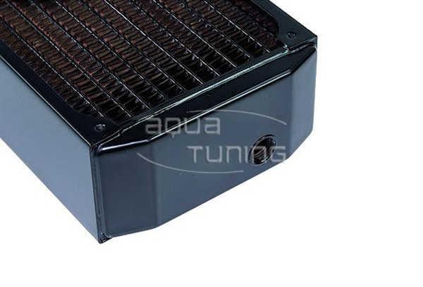 Originale Alphacool NexXxoS Monsta / 80 millimetri di Spessore 120*4 millimetri 480 millimetri Radiatore 12 centimetri Fan Watercooling di Calore lavelli