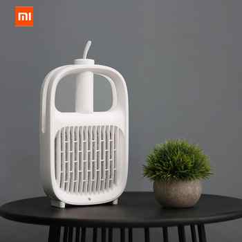Xiaomi Yeelight Electric Mosquito Swatter Layers Mesh Electric Handheld Mosquito Killer Insect Fly Bug Mosquito Swatter Killer