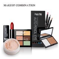Professional Makeup Sets Cosmetics Gift Set Tool Kit Lip Eye Contour Makeup Palette Set Y1 5
