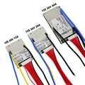 36V литий-ионный аккумулятор BMS 10S 36V 15A, 20A и 40A BMS для е-байка 36В литий-ионный аккумулятор с функцией сохранения баланса