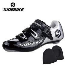 Sidebike Cycling Shoes men sneakers zapatillas deportivas mujer Mountain Bicycle bike Racing shoes Self-Locking Bike MTB Shoes