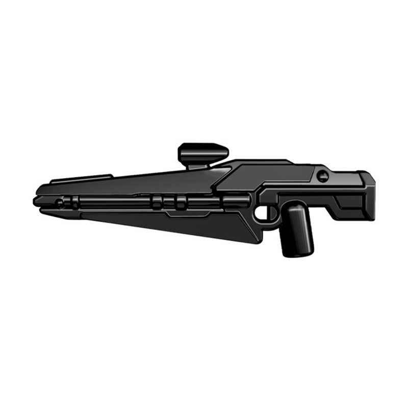 Image 3 - Guns Trek Halo Star Wars Science Fiction Future Weapons Pack for MOC Part Building Blocks Toys for Children-in Blocks from Toys & Hobbies