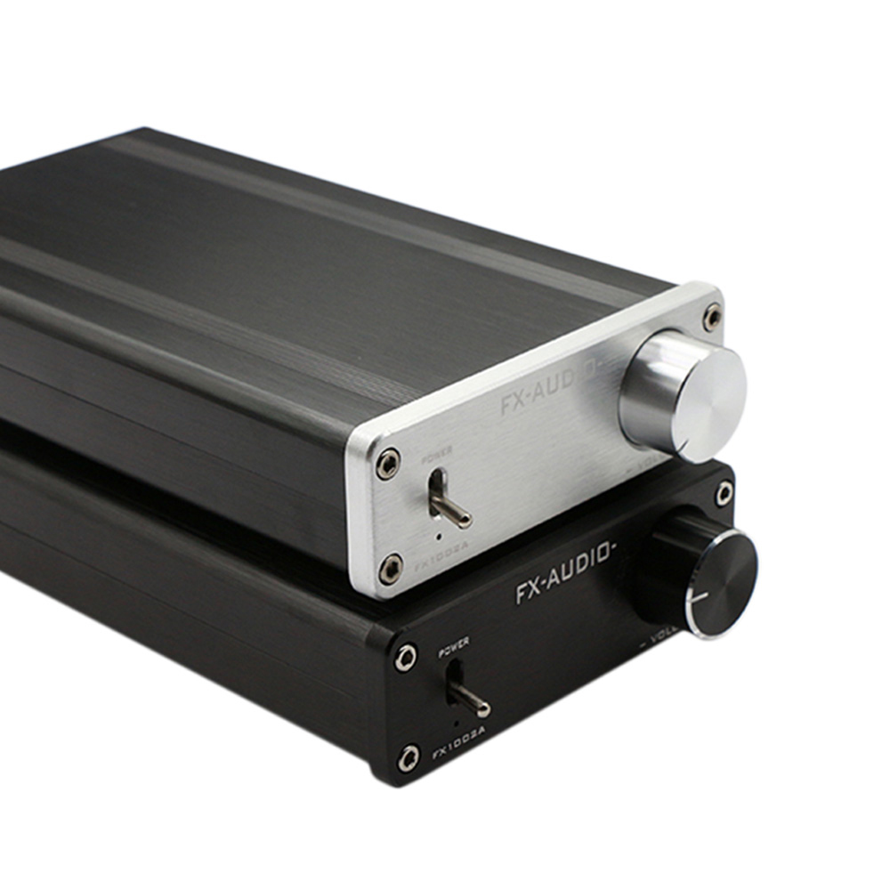 Fx Audio A1 Preamp 160wx2 Tda7498e Tl082 Ne5532 Pure Digital Upgrade 2 X 65w Tripath Amp Class Stereo Amplifier Included High Power Mini Home Hifi D In From Consumer