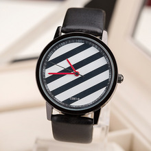 2016 New Design Brand Popular Watches Women Fashion Dress Watch High Quality Ladies Casual Leather Strap Quartz Wristwatches