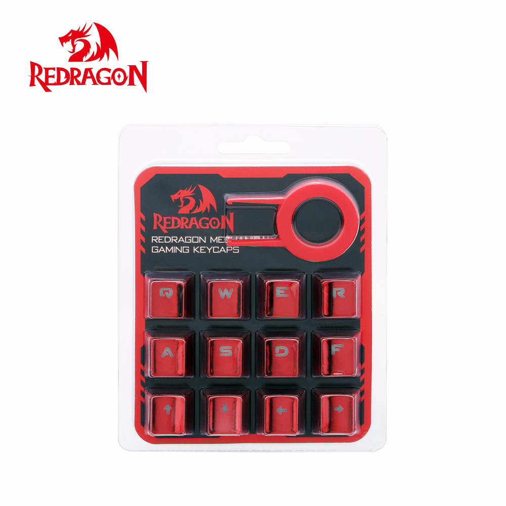 Redragon A103R PBT Double Shot Injection Backlit Keycaps fors
