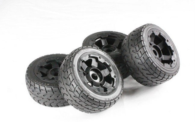 baja 5B highway wheel set 5b front highway road wheel set ts h95086 x 2pcs for 1 5 baja 5b wholesale and retail page 8