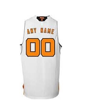 1681f5ac6af  00 Custom tennessee volunteers basketball Jersey orange