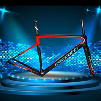 758feb651b8 More Review 2019 NEW team sky Carbon Road carbon full carbon bicycle frame  cycling frames can diy color PF30 or bsa or bb30 ,XDB