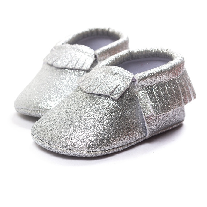 Popular Silver Baby Shoes-Buy Cheap Silver Baby Shoes lots from ...