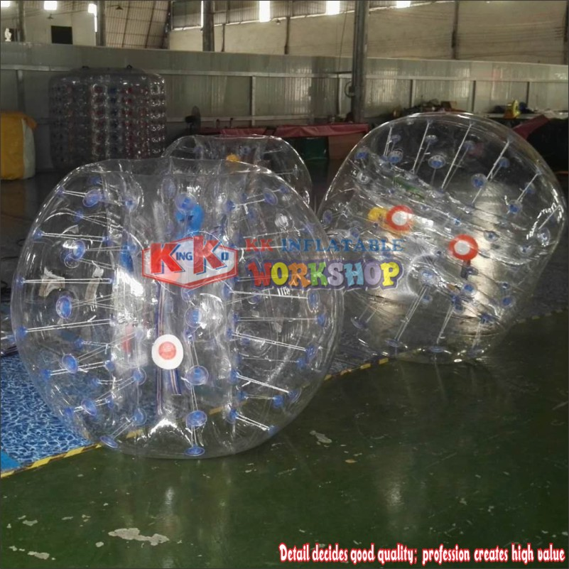 Landscape 1.5m Inflatable Bumper Ball, Soccer Football, Soccer Bubble for Sale
