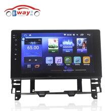 """Bway 10.2 """"radio Samochodowe do Mazda 6 stare 6.0.1 Quadcore Android samochód odtwarzacz dvd GPS z 1G RAM, 16G iNand"""