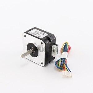 1 шт. шаговый двигатель 4-свинцовый Nema 17 17hs4223 22 мм 42 двигатель 3D принтер экструдер для J-head bowden Titan экструдер