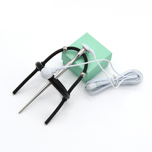 Electro Urethral Plug Stainless Steel Catheters Penis Ring Device