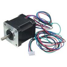 42 Stepper Motor Nema17 Shaft For 5mm Pulley RepRap CNC Prusa 3D Printer Hot Sale