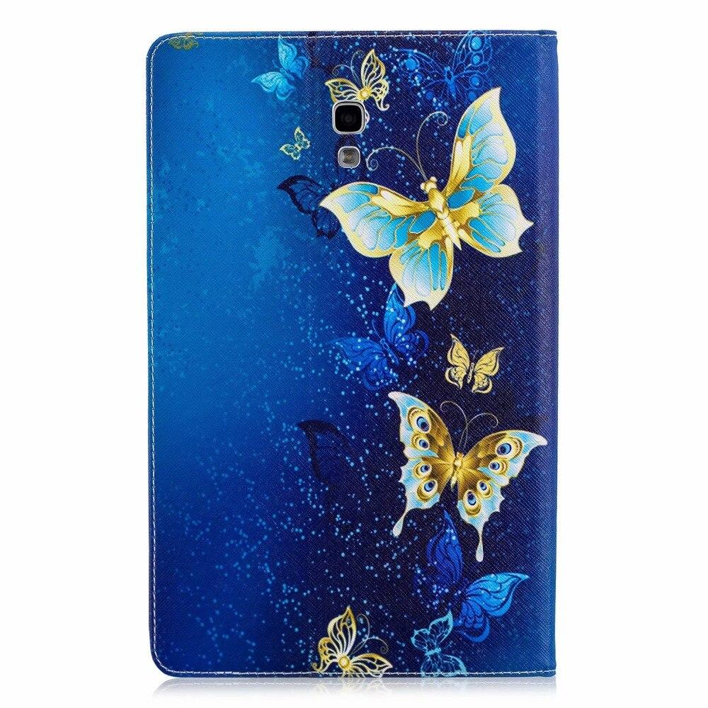 Case Universal 10 Inch For Media Pad M5 Lite 10 Smart Cover For Huawei Mediapad M3 Lite 10.1 BAH-W09 BAH-AL00 Tablet Shell + Pen