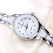 Watches women fashion watch 2018 luxury brand Quartz Watch lady Mesh Stainless Steel Womens Watches Relogio Feminino Clock