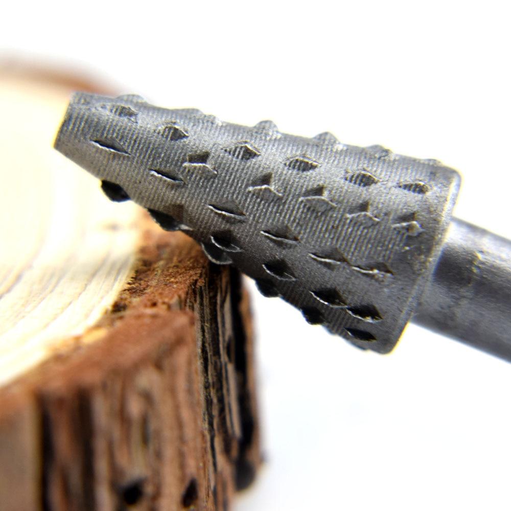 NEWACALOX 5PC 6mm puidutöötlemisriistad Puurid ja puurid Puidu - Puur - Foto 5