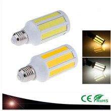 1PCS Super bright 7W 12W E27 COB led bulb AC220V led corn bulb energy saving Lampada led