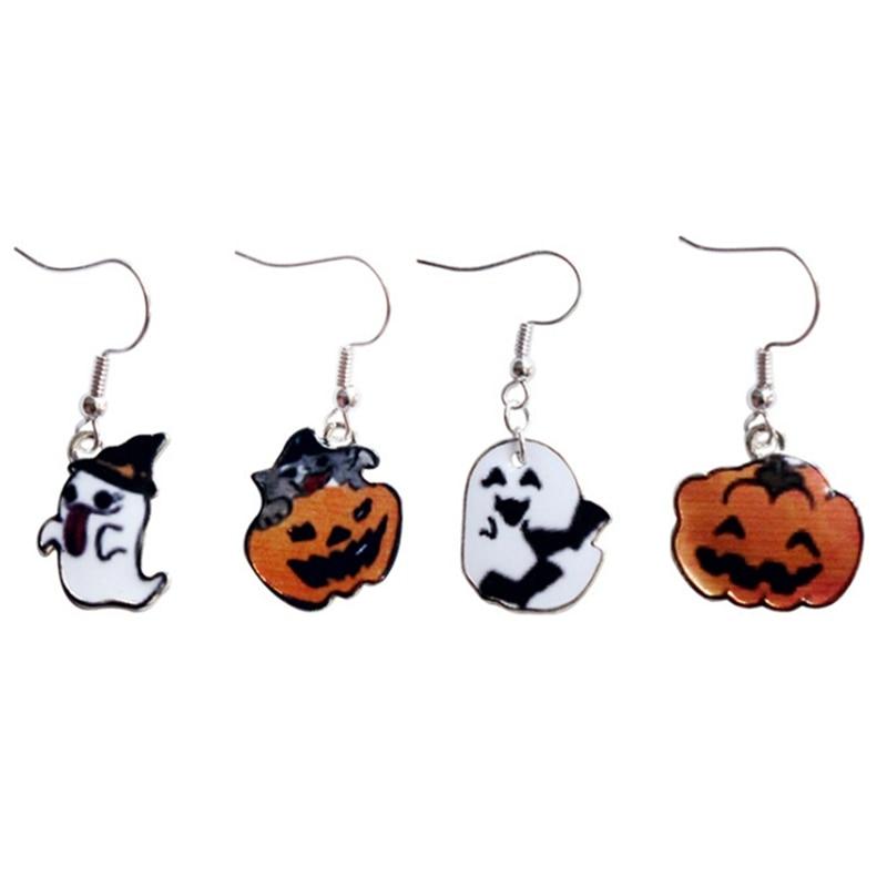2018 New Fashion Funny Halloween Pumpkin Ghosts Irregular