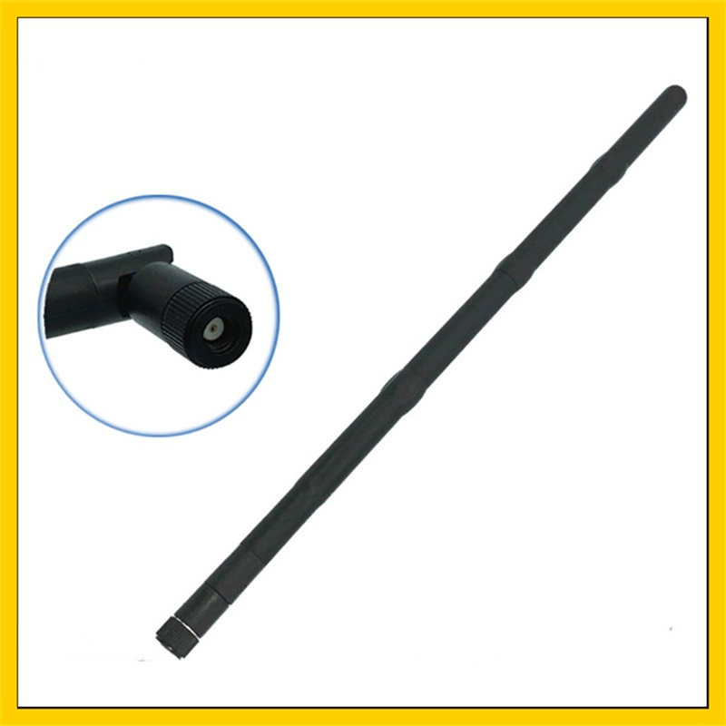 10PCS 2.4G 18dBi Aerial Wireless WIFI Antenna RP-SMA male booster amplifier for WLAN router