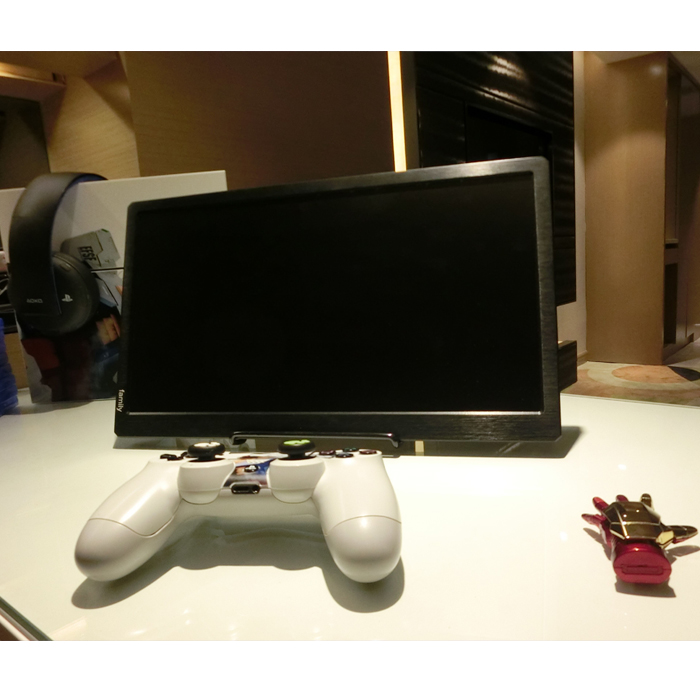 5v Power 15 6 Inch Portable Game Monitor 1920x1080 Ips 2ms Hdmi