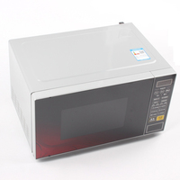 DMWD 21L Mini Microwave Oven Multifunction Food Cooker Electronic Sterilizer Smart Menu Heating/Thawing/Steaming/Boiling/Baking
