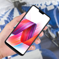 For OPPO 2018 R15Pro 6500mAh Battery Case TPU Frame Protective Charger Extended Power Bank Charging for OPPO R15