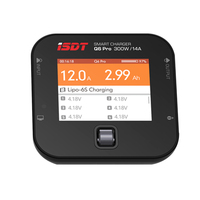 ISDT Q6 Pro BattGo 300W 14A Pocket Lipo Battery Balance Charger