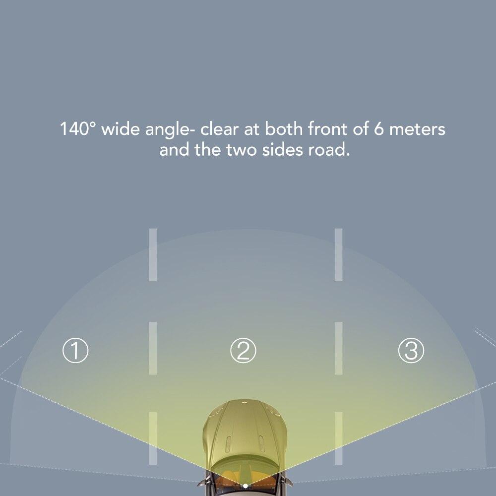 DDPai mini SE Dash Cam WiFi Car DVR 1296P Ultra HD Car Camera ...