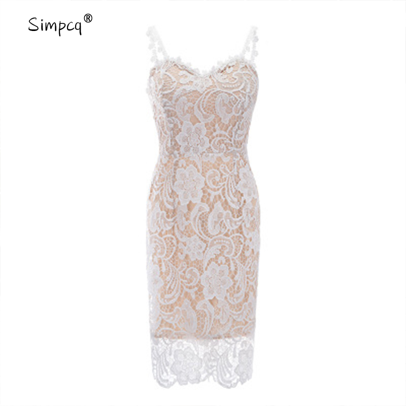Plus Size Robe Summer Lace White Colors Tassel Sexy Dress For Woman Strapless Slip Night Club Clothes Fashion Dresses For Lady in Dresses from Women 39 s Clothing
