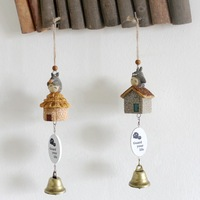 Wind Chimes For Garden Door Belling Hanging Decorations Creative