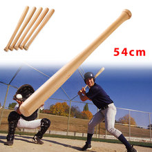 ebb006848 Taco de beisebol de Madeira Morcegos 1 pcs 54 cm Atividades Esportivas  Esportes Bastão de beisebol