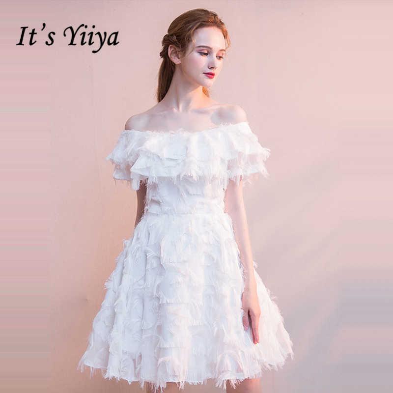 d77908a62c4 Это YiiYa коктейльное платье летом Для женщин 2018 вечерние линии по колено  модные дизайнерские Элегантные Короткие