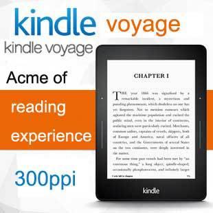 """Usado, 2015 OriginalAmazon Kindle Voyage eBook Reader 300 ppi 4 gb, wi-fi, 6 """", E Ink Display segunda mano  Se entrega en toda España"""