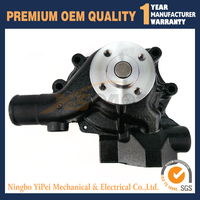 Engine Cooling Water Pump 3800883 for Cummins B3.3 Diesel Engine Forklift free shipping
