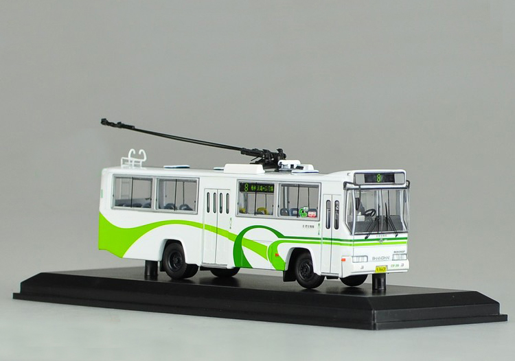 Limit 1:76 Shanghai SK5105GP bus Tramcar model Alloy collection model Holiday gift atlas 1 43 germany horch kfz 15 military command reconnaissance vehicle model alloy collection model holiday gift