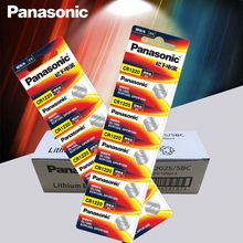100 шт. Panasonic CR1220 батарейки таблеточного типа CR 1220 3V литиевая батарея Батарея BR1220 DL1220 ECR1220 LM1220