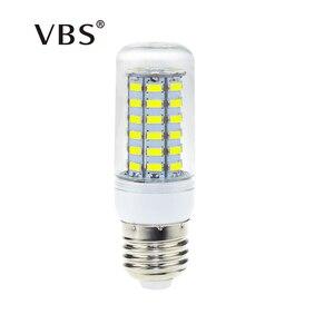1ps E27 E14 LED Corn Bulb 220v