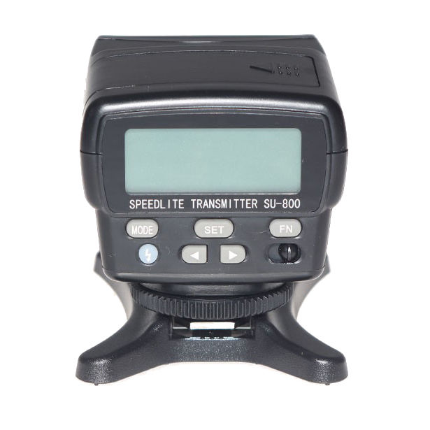 Debao SU800 SU-800 Wireless Speedlight Commander per D7100 D7000 D5200 D5100 D5000 D3200 D3100 D3000 D50 D60 D70 D80 D90 D800